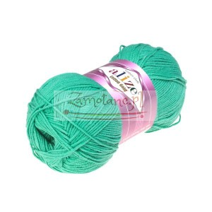Włóczka Cotton Gold 610 Aqua