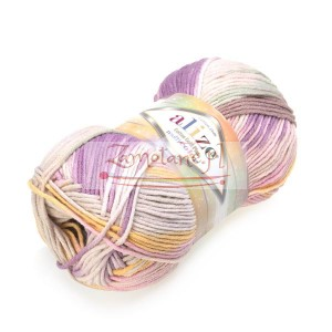 Włóczka Cotton Gold Plus Multi 52197