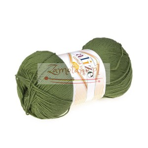 Włóczka Cotton Baby Soft 274 Khaki